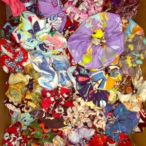 Mystery package scrunchies